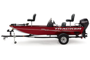 Rybársky čln TRACKER Pro 160