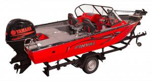 Rybársky čln Finval 550 Evo DC JS